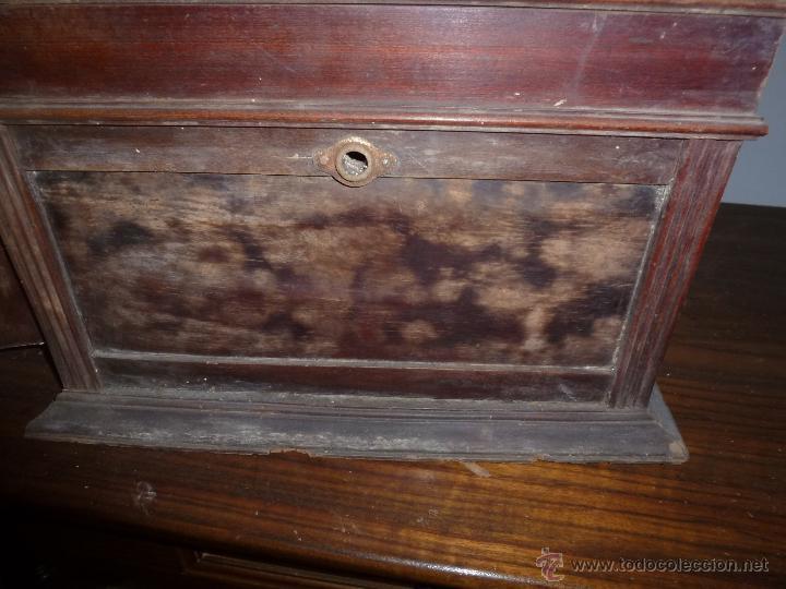 Gramófonos y gramolas: gramono para restaurar - Foto 13 - 44139494
