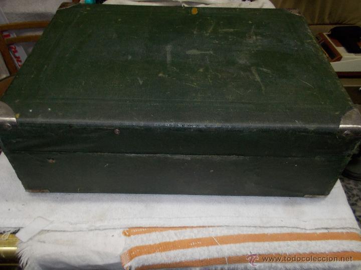 Gramófonos y gramolas: Gramola Telefunken funcionando - Foto 8 - 44178979