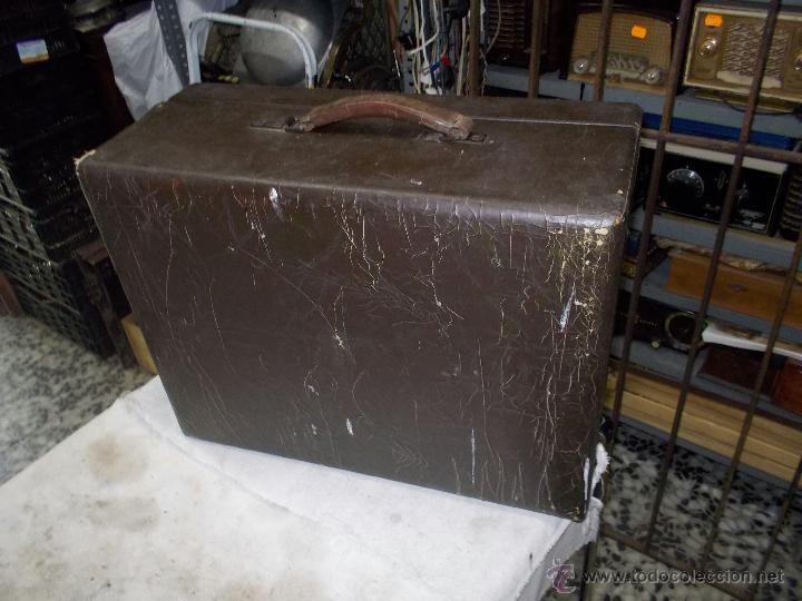 Gramófonos y gramolas: Gramola Columbia Funcionando - Foto 3 - 44338439