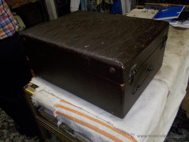 Gramófonos y gramolas: Gramola Columbia Funcionando - Foto 7 - 44338439