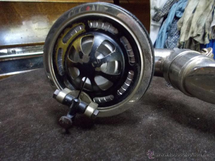 Gramófonos y gramolas: Gramola Columbia Funcionando - Foto 19 - 44338439