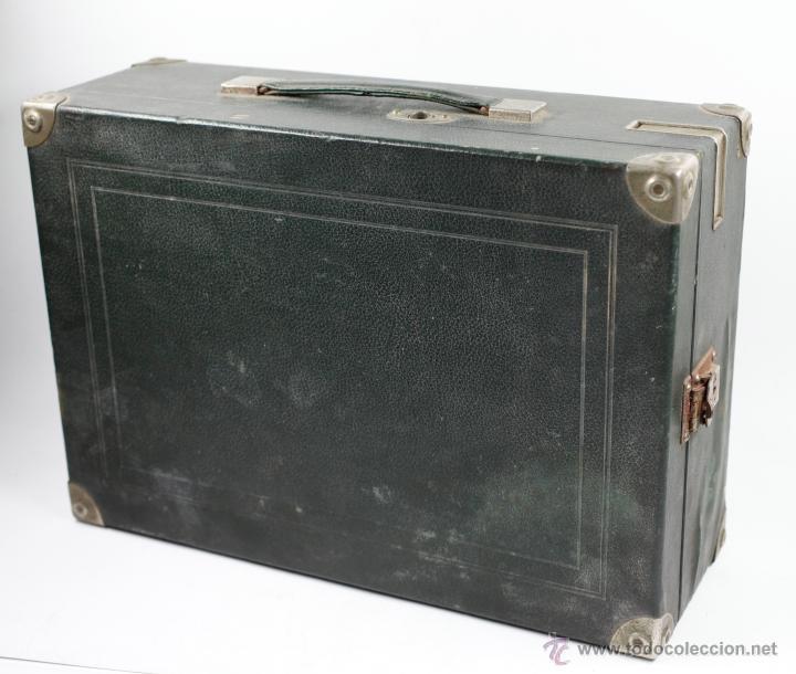 Gramófonos y gramolas: Gramola de mano 29x41 cm. ver fotos anexas - Foto 5 - 44447430