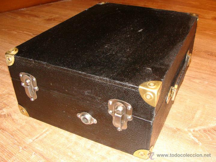 Gramófonos y gramolas: Gramofono Gramola Odeon años 30-40 - Foto 2 - 47562718