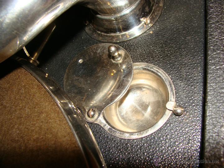 Gramófonos y gramolas: Gramofono Gramola Odeon años 30-40 - Foto 6 - 47562718