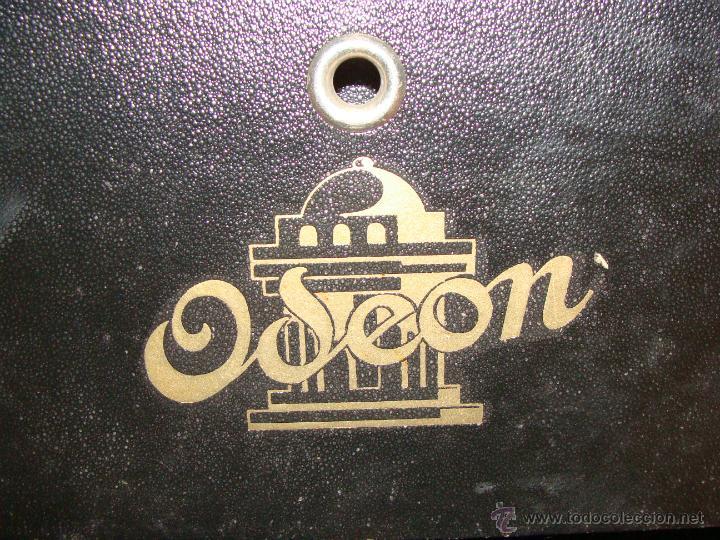 Gramófonos y gramolas: Gramofono Gramola Odeon años 30-40 - Foto 9 - 47562718
