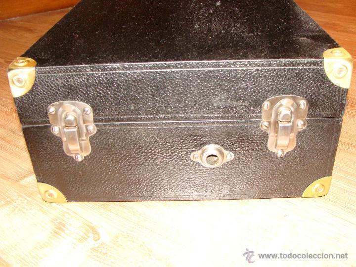 Gramófonos y gramolas: Gramofono Gramola Odeon años 30-40 - Foto 14 - 47562718