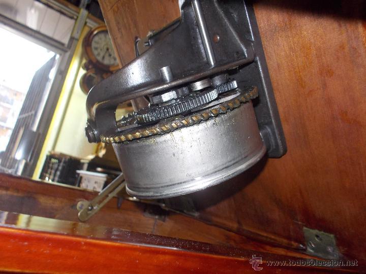 Gramófonos y gramolas: Gramofono de La voz de su amo funcionando - Foto 20 - 48388492