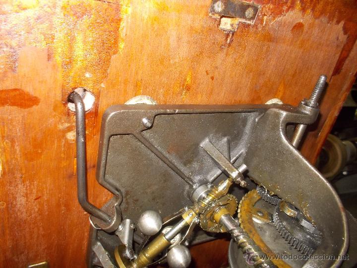 Gramófonos y gramolas: Gramofono de La voz de su amo funcionando - Foto 23 - 48388492