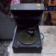 Gramófonos y gramolas: GRAMOLA ODEON CLAG. Lote 48455943