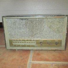 Gramófonos y gramolas: RADIO ANTIGUA. Lote 49756661
