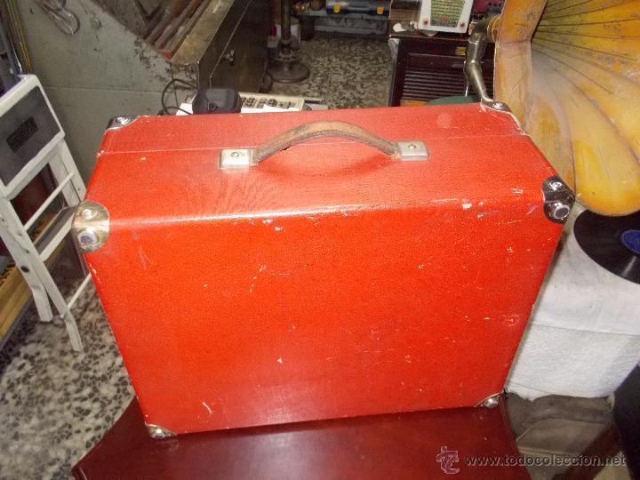 Gramófonos y gramolas: Gramola RCA Victrola Funcionando - Foto 3 - 50217138