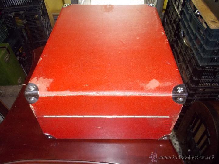 Gramófonos y gramolas: Gramola RCA Victrola Funcionando - Foto 4 - 50217138