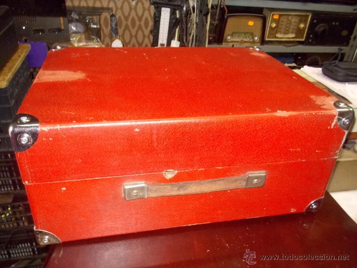 Gramófonos y gramolas: Gramola RCA Victrola Funcionando - Foto 7 - 50217138