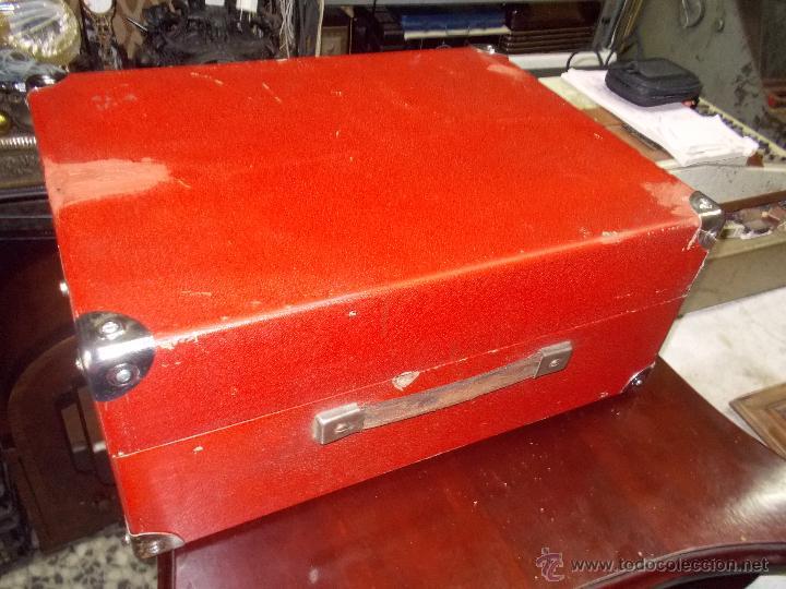 Gramófonos y gramolas: Gramola RCA Victrola Funcionando - Foto 8 - 50217138