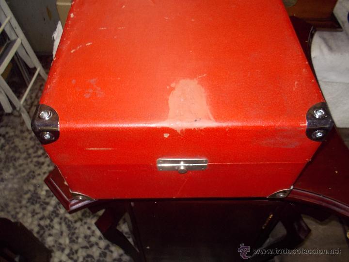 Gramófonos y gramolas: Gramola RCA Victrola Funcionando - Foto 9 - 50217138