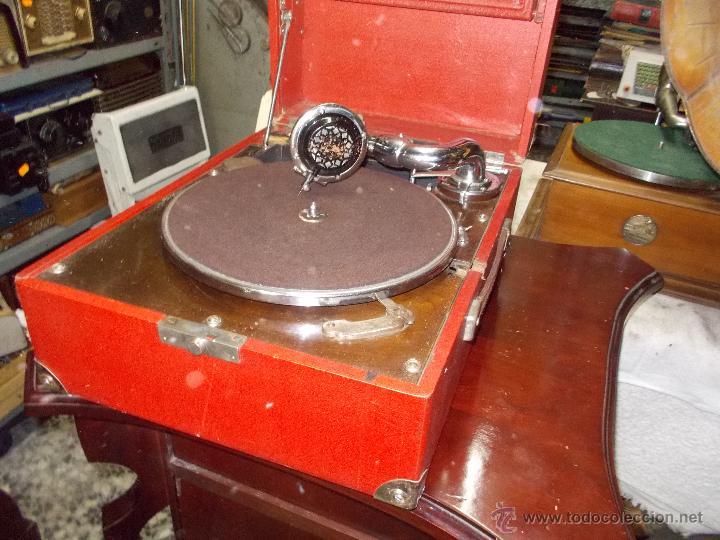Gramófonos y gramolas: Gramola RCA Victrola Funcionando - Foto 10 - 50217138