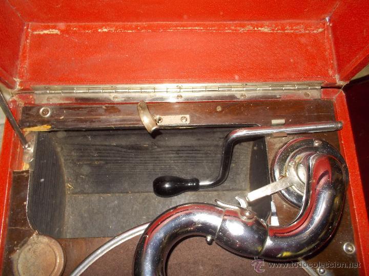 Gramófonos y gramolas: Gramola RCA Victrola Funcionando - Foto 11 - 50217138
