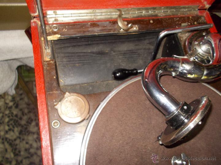 Gramófonos y gramolas: Gramola RCA Victrola Funcionando - Foto 12 - 50217138