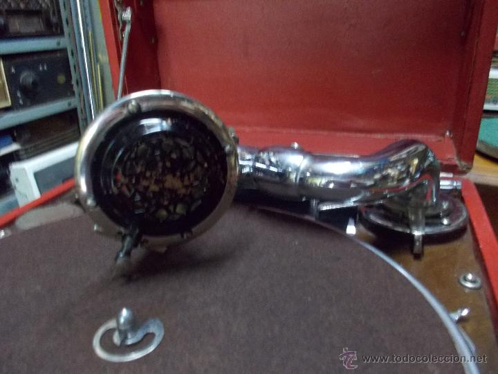 Gramófonos y gramolas: Gramola RCA Victrola Funcionando - Foto 14 - 50217138