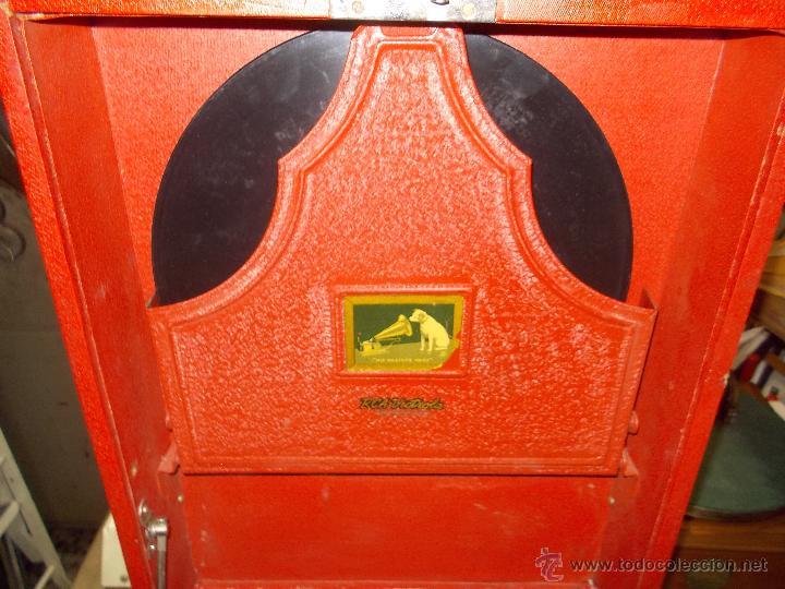 Gramófonos y gramolas: Gramola RCA Victrola Funcionando - Foto 18 - 50217138