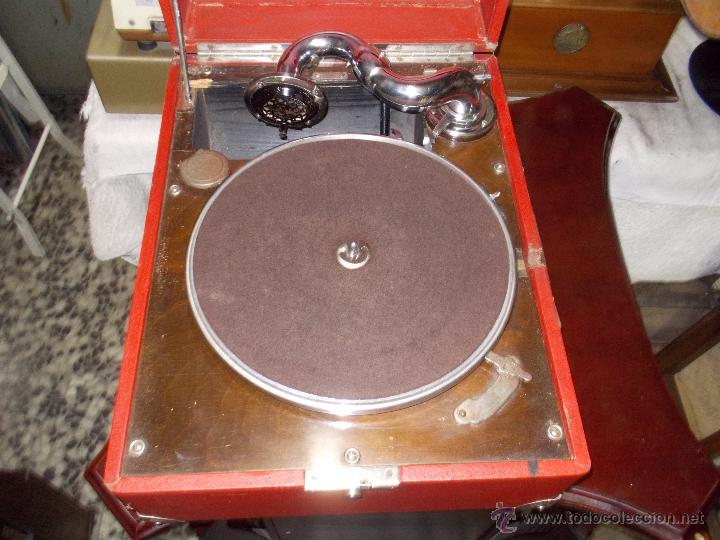 Gramófonos y gramolas: Gramola RCA Victrola Funcionando - Foto 19 - 50217138