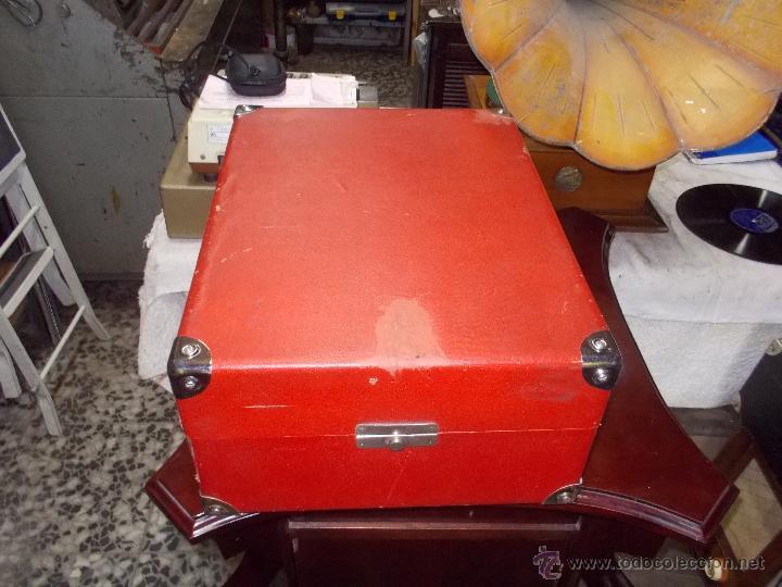 Gramófonos y gramolas: Gramola RCA Victrola Funcionando - Foto 20 - 50217138
