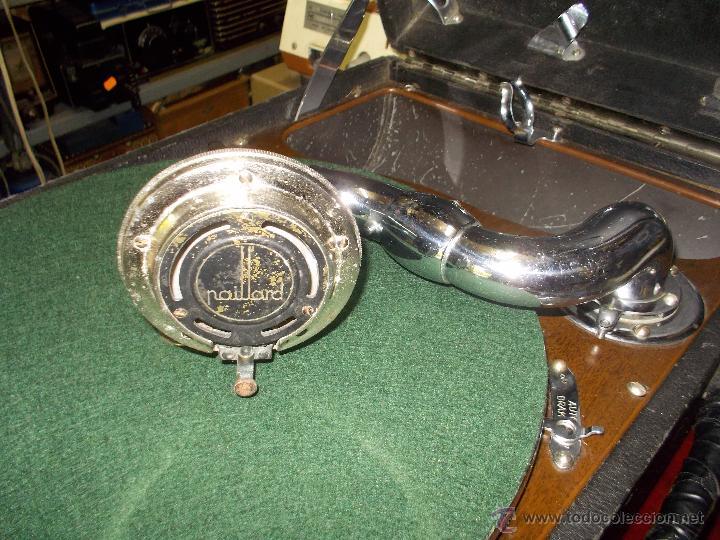Gramófonos y gramolas: Gramola His master voice - Foto 6 - 50217314