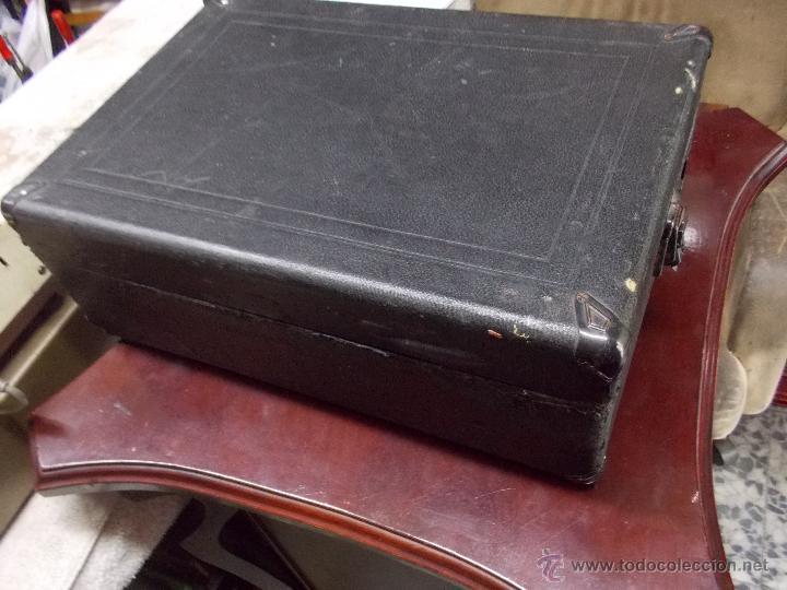 Gramófonos y gramolas: Gramola His master voice - Foto 11 - 50217314
