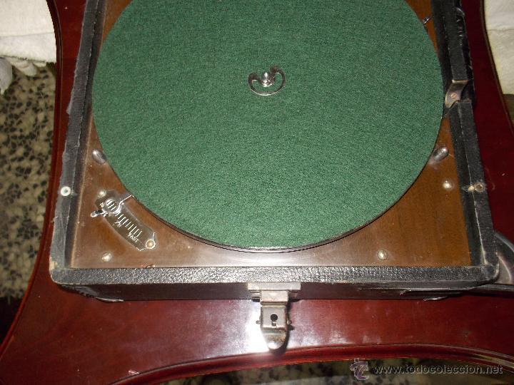Gramófonos y gramolas: Gramola His master voice - Foto 18 - 50217314