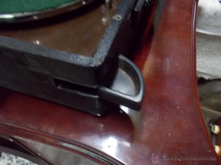 Gramófonos y gramolas: Gramola His master voice - Foto 19 - 50217314