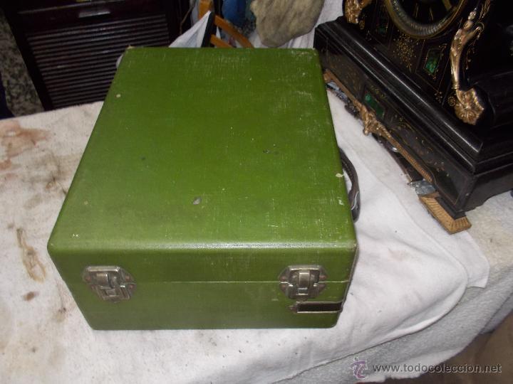 Gramófonos y gramolas: Gramola Goldring funcionando - Foto 15 - 50235375