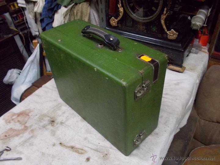 Gramófonos y gramolas: Gramola Goldring funcionando - Foto 16 - 50235375
