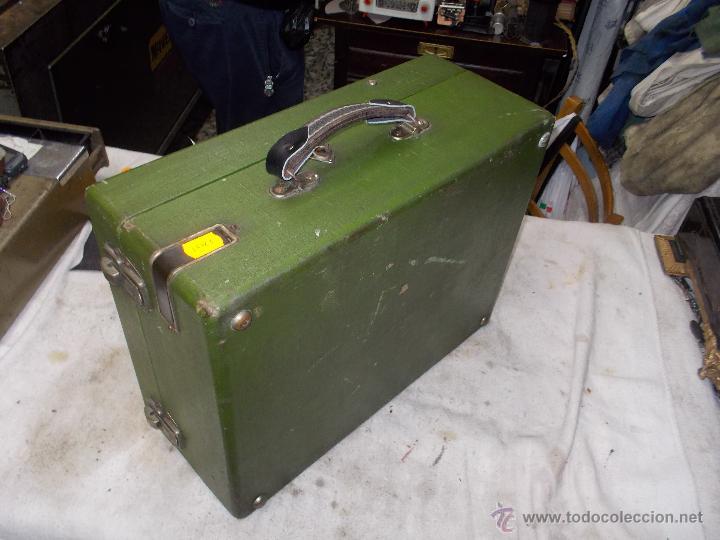 Gramófonos y gramolas: Gramola Goldring funcionando - Foto 17 - 50235375
