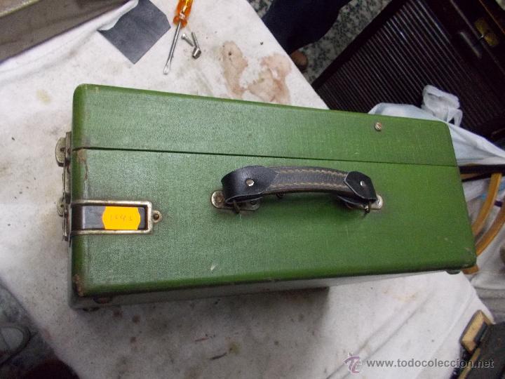 Gramófonos y gramolas: Gramola Goldring funcionando - Foto 18 - 50235375