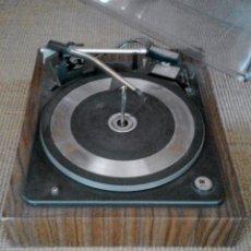 Gramófonos y gramolas: EXCELENTE TOCADISCOS GARRARD. Lote 52726946