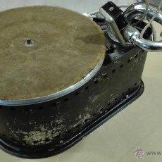 Gramófonos y gramolas: ANTIGUO GRAMÓFONO ELÉCTRICO MARCA PANTOPHONE TYPE 564A FREY-RADIO GMBH., BERLIN S.0.36.. Lote 53041354