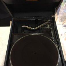 Gramofono portatil la voz de su amo