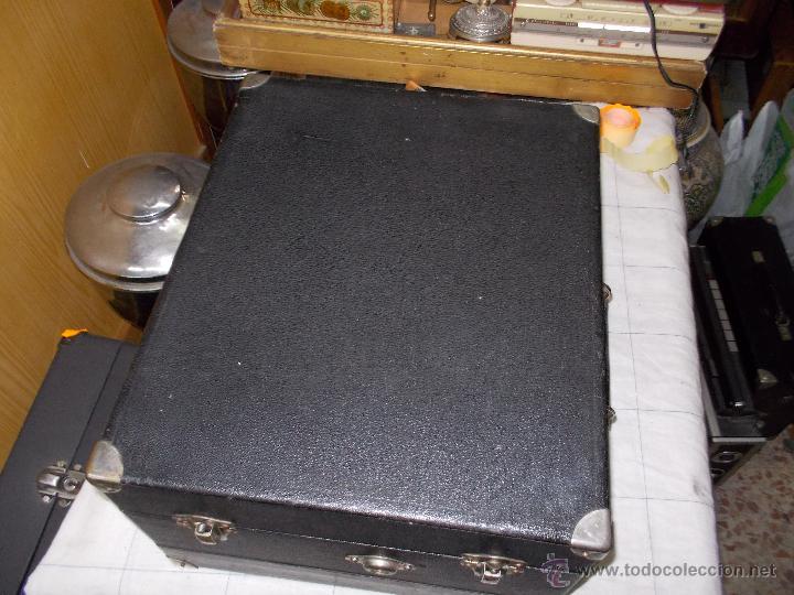 Gramófonos y gramolas: Gramola Limania Funcionando - Foto 4 - 54638268