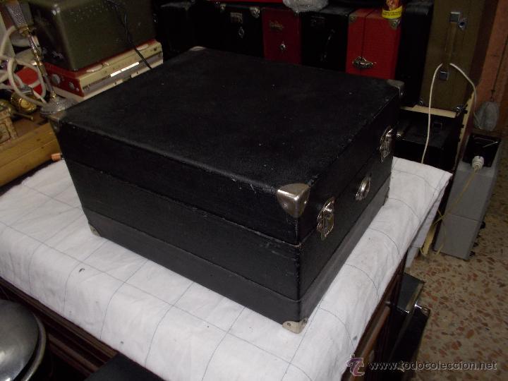 Gramófonos y gramolas: Gramola Limania Funcionando - Foto 6 - 54638268
