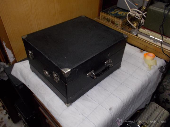 Gramófonos y gramolas: Gramola Limania Funcionando - Foto 7 - 54638268