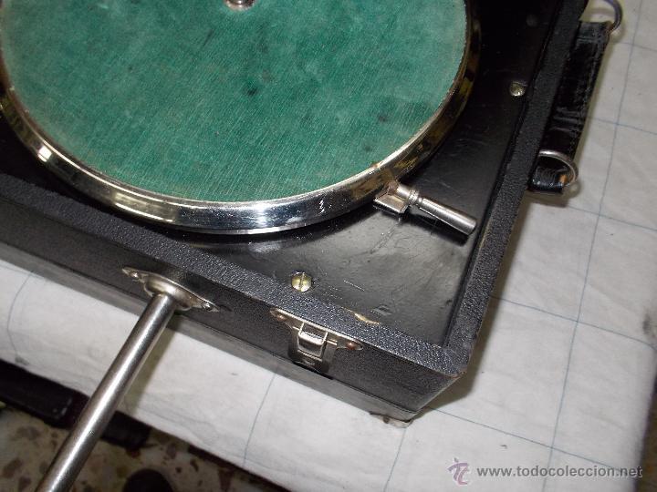 Gramófonos y gramolas: Gramola Limania Funcionando - Foto 19 - 54638268