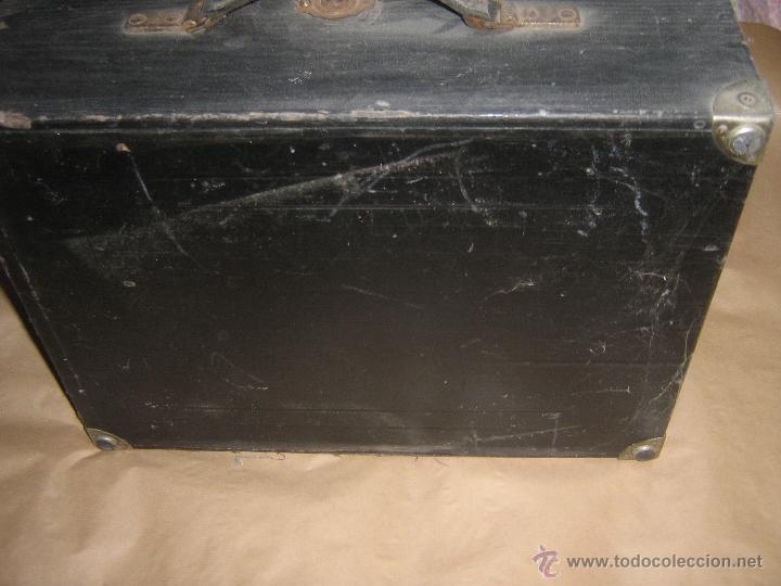 Gramófonos y gramolas: GRAMOFONO DE MALETA DE LA MARCA APOLLO - Foto 4 - 26830744