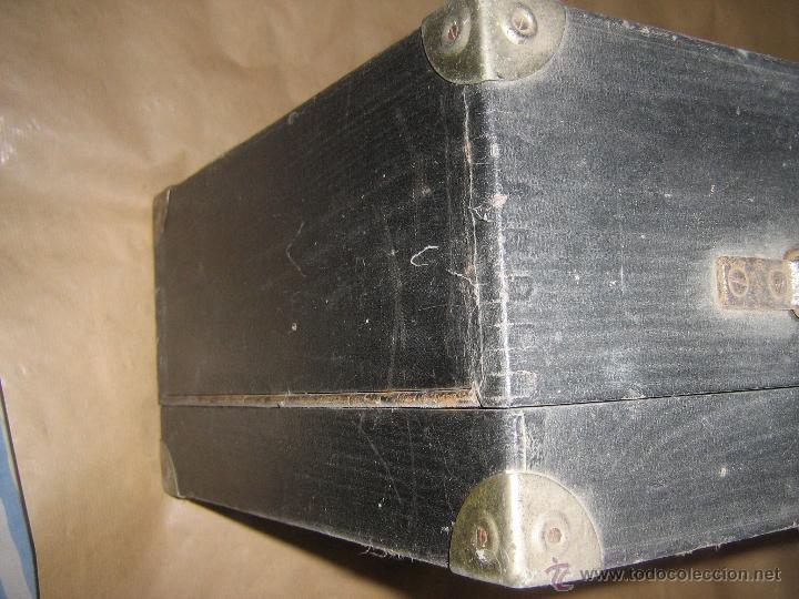 Gramófonos y gramolas: GRAMOFONO DE MALETA DE LA MARCA APOLLO - Foto 6 - 26830744