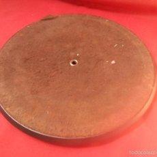 Gramófonos y gramolas: PLATO DE GRAMOFONO. Lote 56208182