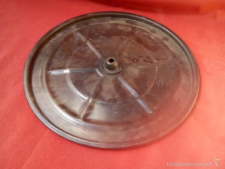 Gramófonos y gramolas: plato de gramofono - Foto 2 - 244612105