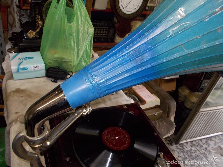 Gramófonos y gramolas: Gramofono Funcionando - Foto 6 - 56456129