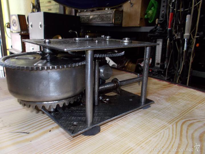 Gramófonos y gramolas: Gramofono Funcionando - Foto 16 - 56456129