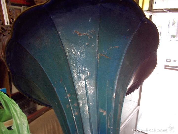 Gramófonos y gramolas: Gramofono Funcionando - Foto 20 - 56456129