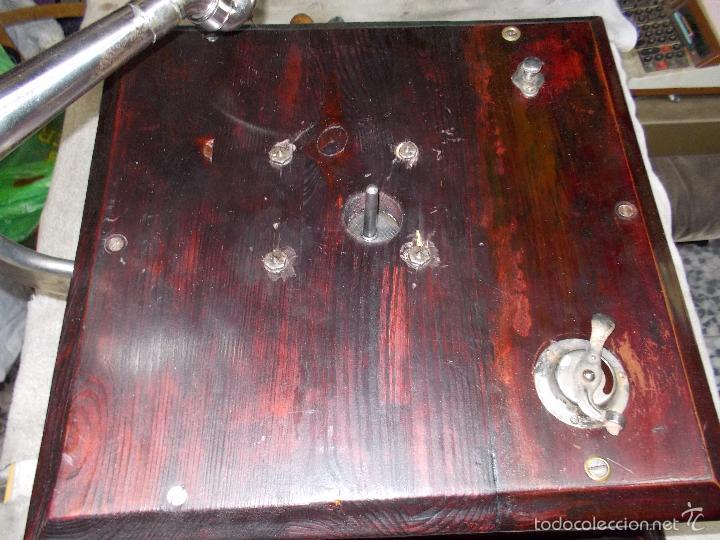 Gramófonos y gramolas: Gramofono Funcionando - Foto 23 - 56456129