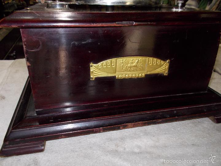 Gramófonos y gramolas: Gramofono Funcionando - Foto 24 - 56456129